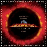 Couverture du titre Armageddon - The Album