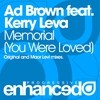 Couverture de l'album Memorial (You Were Loved) (feat Kerry Leva) - Single