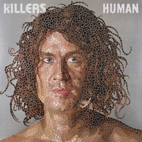 Cover of the track Human (remixes)