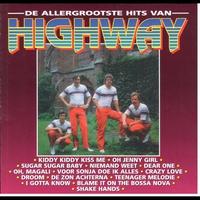Cover of the track De allergrootste hits van Highway