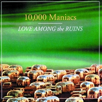 Cover of the track Love Among the Ruins