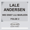 Cover of the album Wie einst Lili Marleen Folge 2