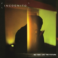 Cover of the track No Time Like the Future