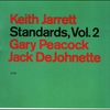 Couverture de l'album Keith Jarrett: Standards, Vol. 2