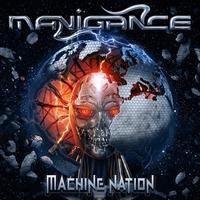 Couverture du titre Machine nation