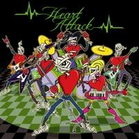 Couverture du titre Heart Attack - EP