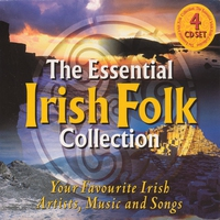 Cover of the track The Essential Irish Folk Collection
