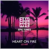 Cover of the album Heart On Fire - Single
