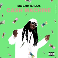 Couverture du titre Cash Machine - Single