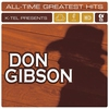 Cover of the album Don Gibson: All-Time Greatest Hits (Re-Recorded Version)