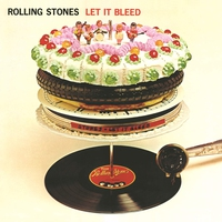 Cover of the track Let It Bleed