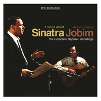 Couverture du titre Sinatra/Jobim: The Complete Reprise Recordings