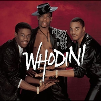Couverture du titre Funky Beat: The Best of Whodini