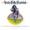 Cover of the album The 2nd Irish Folk Festival