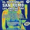 Couverture de l'album El Festival de San Remo - Los Años de Oro (1951-1957) [Remastered]