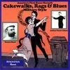 Couverture de l'album Cakewalks, Rags and Blues - Military Style