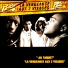 Cover of the album La vengeance aux 2 visages - EP