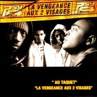 Couverture du titre La vengeance aux 2 visages - EP