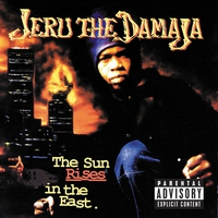 Cover of the track The Sun Rises in the East