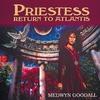 Cover of the album Priestess- Return to Atlantis