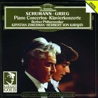Couverture du titre Schumann & Grieg: Piano Concertos