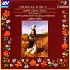 Couverture de l'album Wesley: Sacred Choral Music