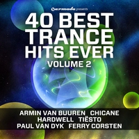 Couverture du titre 40 Best Trance Hits Ever, Vol. 2