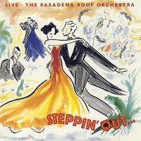 Couverture du titre Steppin' Out (Live)