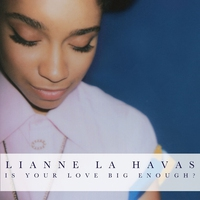 Cover of the track Is Your Love Big Enough? (Deluxe Edition)