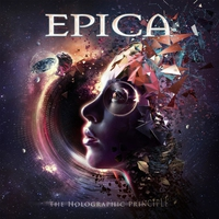 Cover of the track The Holographic Principle