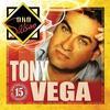 Cover of the album Oro Salsero: Tony Vega