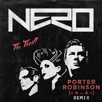 Cover of the track The Thrill (Porter Robinson Remix) - Single