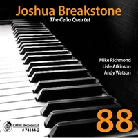 Cover of the track 88 (feat. Mike Richmond, Lisle Atkinson & Andy Watson)
