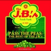 Couverture de l'album Pass the Peas: The Best of the J.B.'s
