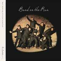 Couverture du titre Band on the Run