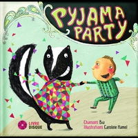 Cover of the track Pyjama Party