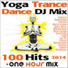 Cover of the album Yoga Trance Dance DJ Mix 100 Hits 2014 + One Hour Mix