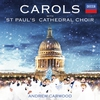 Cover of the album Carols with St Paul's Cathedral Choir