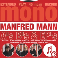 Cover of the track A's B's & EP's