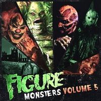 Couverture du titre Monsters, Vol. 5
