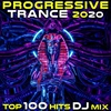 Couverture de l'album Progressive Trance 2020 Top 100 Hits DJ Mix