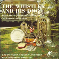 Cover of the track The Whistler And His Dog