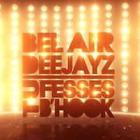 Couverture du titre Tu Fesses B'hook - EP