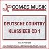 Cover of the album Deutsche Country Klassiker (1)