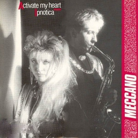 Cover of the track Activate My Heart - Single