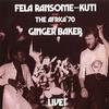 Couverture de l'album Fela (Live!) [with Ginger Baker]