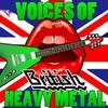 Couverture de l'album Voices Of British Heavy Metal