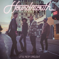 Cover of the track Little Neon Limelight