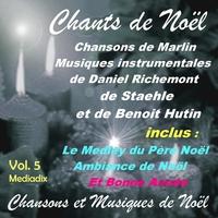 Cover of the track Chants de Noël, Vol.5 (Chansons et Musiques de Noël)