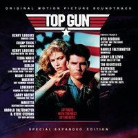 Couverture du titre Top Gun (Original Motion Picture Soundtrack) [Special Expanded Edition]